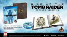 [simplygames] Rise of the Tomb Raider inkl. Artbook - PS4 für 40,33€ inkl. Versand