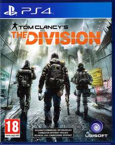 "Tom Clancys ""The Division"" (PS4) für 22,89€ [Gameware]"
