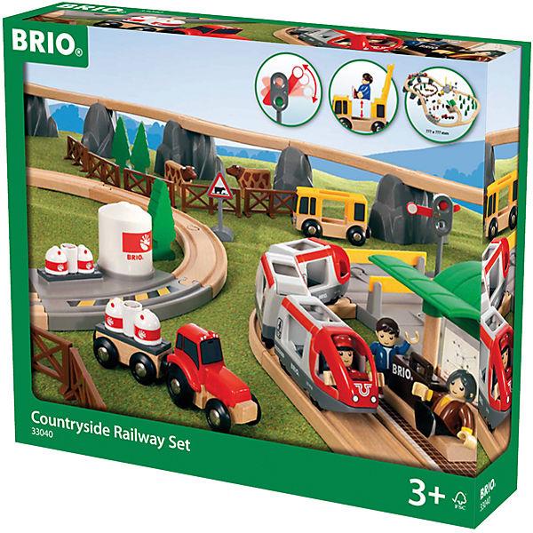 Brio Großes Landschafts-Set 33040 für 57,44€ inkl. VSK bei [mytoys] statt ca. 74€