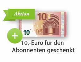 """Zeitschrift """"Für Sie"""" ein Jahr (26 Ausgaben) effektiv gratis durch 65€ BestChoice, 5€Rabatt + 10€ Bargeldgeschenk"""
