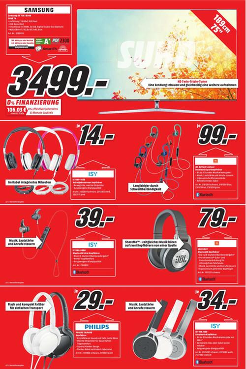 Samsung UE75KS8090 PVG liegt bei 4298€ (geizhals)