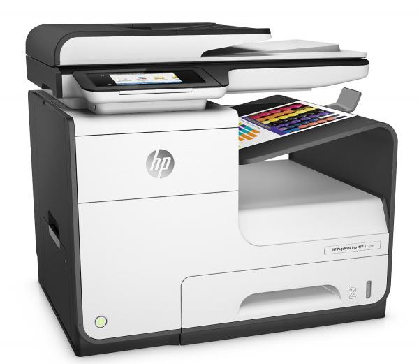 [Office-Parnter] HP PageWide Pro 477dw Tintenstrahl-Multifunktionsgerät mit Gutschein für 310,86