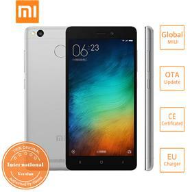 [Geekbuying.com] Xiaomi Redmi 3s Grau 3/32GB / zollfrei / Versand aus Spanien