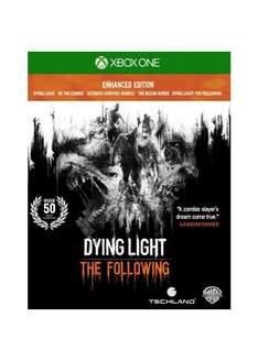 Dying Light: The Following - Enhanced Edition (PS4 / XBO) ab 18,86€ [Base]