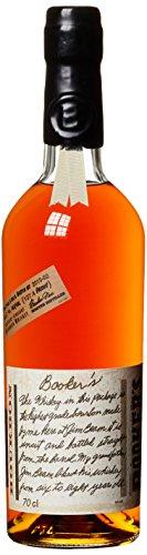 Bis 17:30Uhr [Amazon] Booker's True Barrel Bourbon (1 x 0.7 l) 8€/15% Erparnis