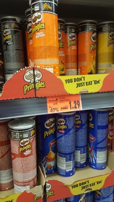 [Lokal Backnang] Kaufland Pringles 1,29€