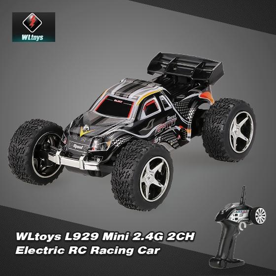 WLtoys L929 Mini 2.4Ghz 2CH RC Stunt Car