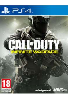 Call of Duty: Infinite Warfare (inkl. Zombies in Space and Terminal bonus multiplayer map) (PS4) für 40,02€ [Simplygames]
