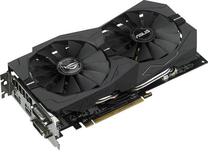 AMD ASUS ROG Strix Radeon RX 470 OC (8GB) [Mindfactory]