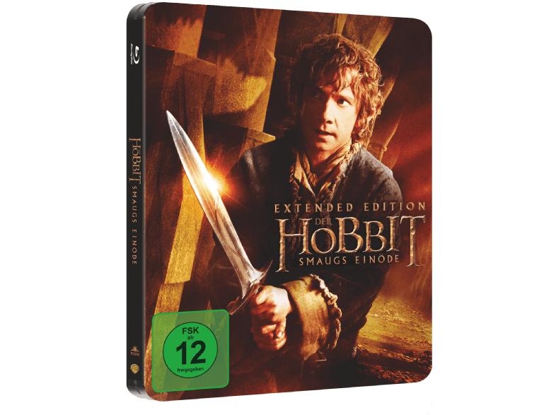 [saturn] u.a Der Hobbit Smaugs Einöde Extended Edition (Steelbook) Bluray für 12 € inkl. Versand