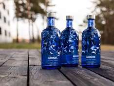 Metro: Absolut Vodka 0,7L 40% Limited Edition