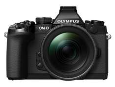 Olympus OM-D E-M1 MFT Kamera-Kit mit M.Zuiko Digital ED 12-40mm 1:2.8 (@amazon.it)