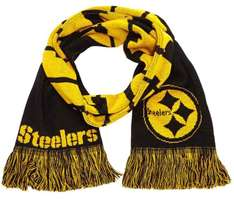 Pittsburgh Steelers Schal - NFL - Amazon (Prime)