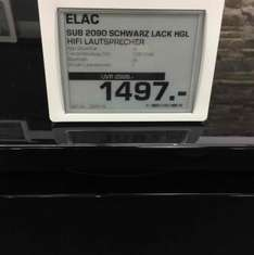 Saturn Essen limbecker Platz Elac sub 2090