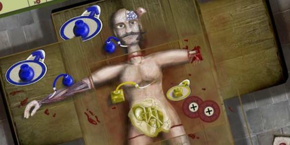 Gesellschaftsspiel: Frankensteins Bodies