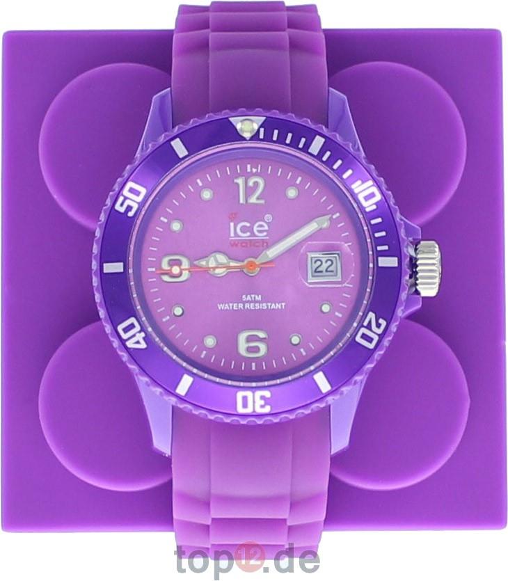 Ice-Watch Unisex Armbanduhr violett für nur 14,12€ bei top12.de