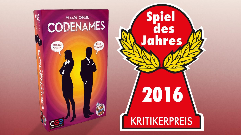 """Toys'R'Us [offline] Spiel des Jahres """"Codenames"""" für 9,74 EUR bei Abnahme von zwei Exemplaren"""