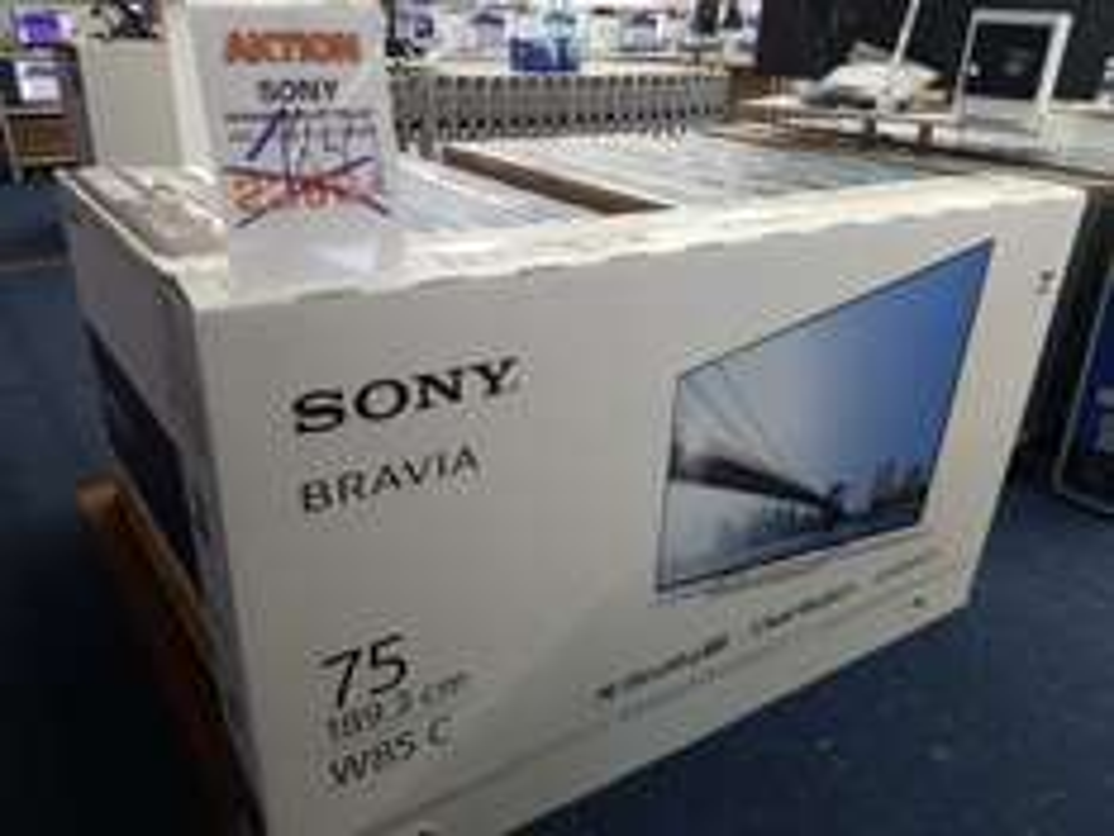 75 Zoll Sony [Saturn Euskirchen] 1850€