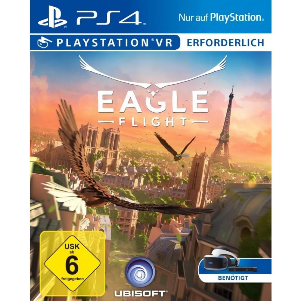 [mueller.de] Playstation 4 / PS4 | Eagle Flight VR für 27,99 €