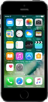 iPhone 5s 16GB in schwarz oder weiß bei Smartkauf (o2) für 249€ - idealo ab 289€