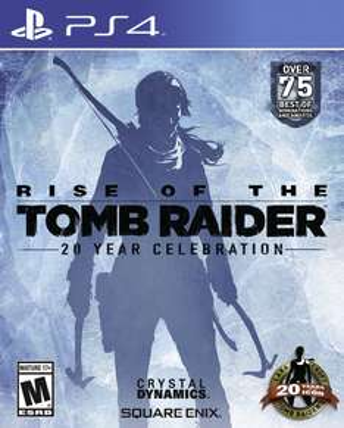 (PS4) Rise of the Tomb Raider durch 20€ Check24 Gutschein und Cashback für effektiv 18,99€