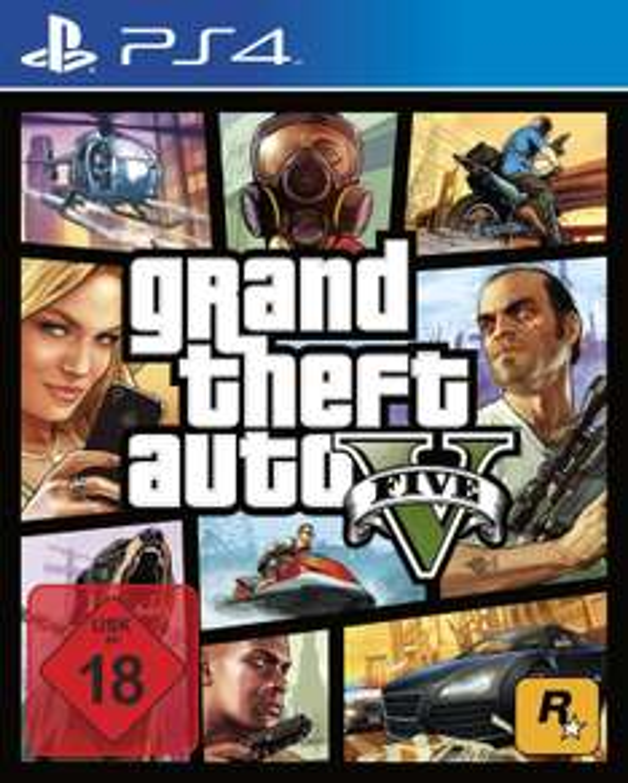 GTA V (PS4) für 29€ [Amazon]