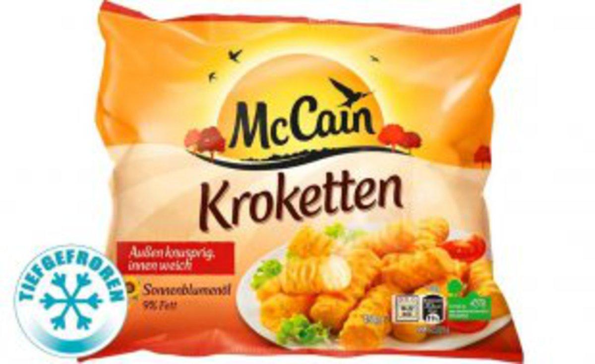 McCain Kroketten 450g für 0,29€ bundesweit bei Kaufland ab Donnerstag 17.11.2016 und bei Multi Markt bereits ab Heute