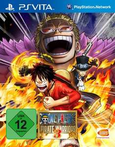 [Bücher.de] One Piece: Pirate Warriors 3 (PlayStation Vita)
