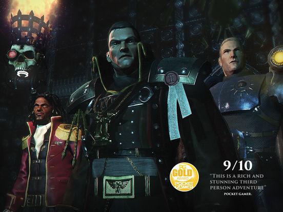 """[iOS] Warhammer-Rollenspiel """"Eisenhorn: XENOS"""" 5,99€ statt 9,99€"""