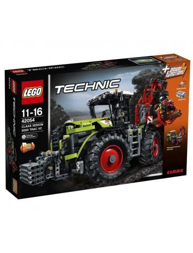 Ausverkauft Lego Technic 42054 Claas XERION 5000 TRAC VC 114,47€ (Spielemax.de) 24%Rabatt