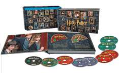 Harry Potter - Komplette Kollektion  [1-8] - Blu-ray - Layflat- Saturn Dortmund  [Lokal?]
