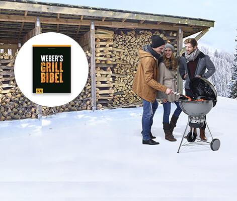 [OBI online] Gratis eine Weber's Grillbibel zum Weber Grill im OBI Online Shop