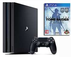 PS4 Pro + Rise of the Tomb Raider [Amazon.fr]