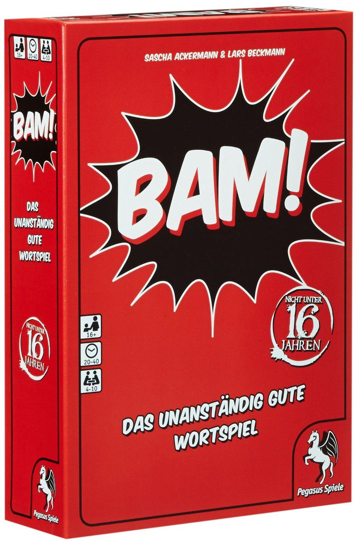 [Amazon Prime] Bam! - Das unanständig gute Wortspiel; sowie Isle of Skye; Mysterium; Splendor
