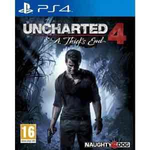 (Flösch) Uncharted 4 PS4 Emmendingen und Müllheim