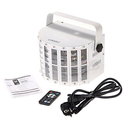 DJ Projektor 6 Kanal DMX 512 100-240V