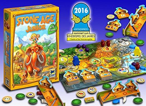 [amazon prime] Stone Age Junior - Kinderspiel des Jahres 2016 - 16,18€ knapp 20% unter Idealo