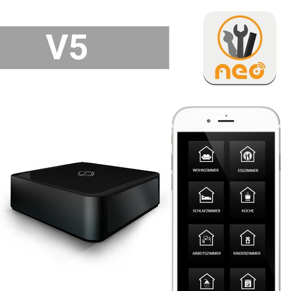 [mediola] AIO Gateway V5 inkl. NEO Plugin AIO Gateways // -14% \\ Smart Home Gateway