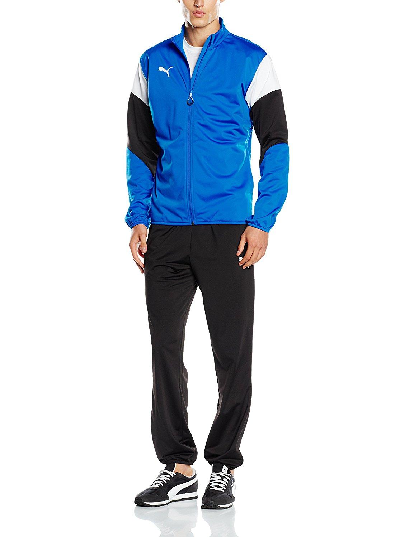Puma Herren Ftbltrg Poly Tracksuit Trainingsanzug Gr. XL ab 12,90€ statt ab 50€ [Amazon Prime]