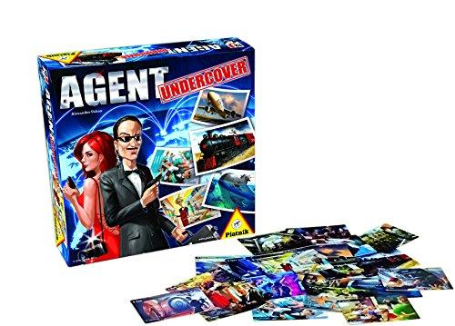 Party/Gesellschaftsspiel: Agent Undercover für 14,56€ (Amazon Prime)