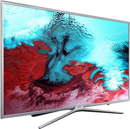 "Samsung LED-TV 40"", FHD, DVB-T2/C/S2 ""UE-40K5650"" für 443,95€ @ ZackZack"