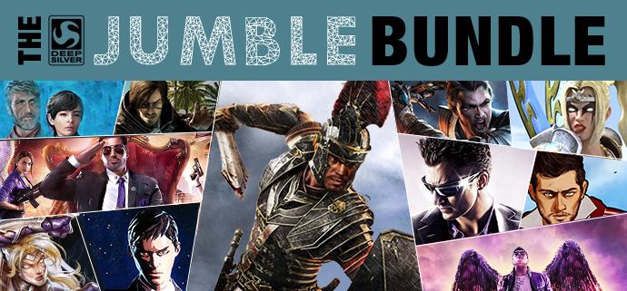 (Steam) The Deep Silver Jumble Bundle