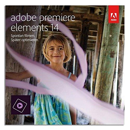 Adobe Premiere Elements 14 (Frustfreie Verpackung) nur für 18,12€