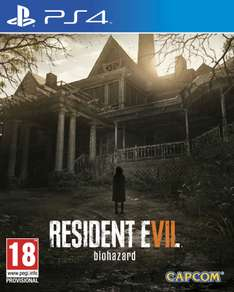 Resident Evil 7 (PS4 & Xbox One) für 49,99 € inkl. VK vorbestellen [Gameware.at]