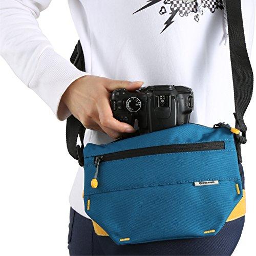 [Amazon Prime] VANGUARD Sydney II 15 - Schultertasche (NICHT NUR) für Systemkameras