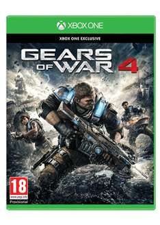 (Base.com) Gears of War 4 (Xbox One) für 35,35€