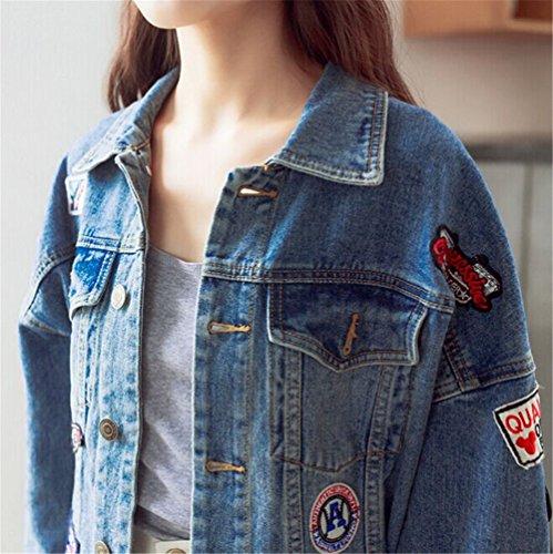 "Damen Jeansjacke für 19,47€ statt 31,45€ bzw 20,07€ statt 32,45€ [Amazon-""Prime""]"