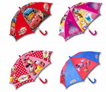 Disney Kinderregenschirm 65 cm für 12 Cent + VSK verschiedene Motive