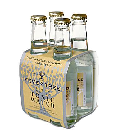 [Gourmondo] Fever Tree Indian Tonic 4-Pack für 3,90€ (MBW 25€, VSK frei ab 29,90€) => 32 Flaschen für 30,27€ möglich