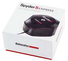 [Amazon Blitzangebot] Datacolor Spyder 5 Express Monitor Farbkalibrierung + 10 € Amazon Gutschein